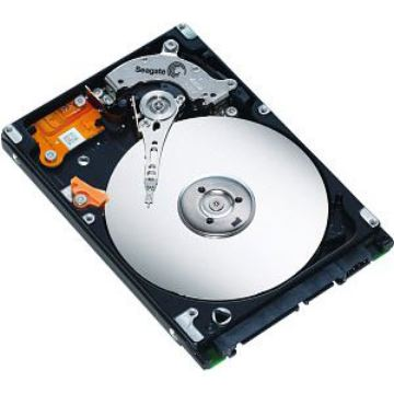 SEAGATE 2.5インチHDD 80GB ST980310AS Serial ATAII